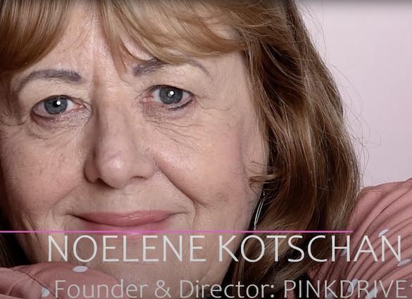Noelene Kotschan – Founder & Director – PinkDrive